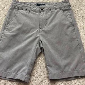 Boys Nautical golf shorts size 8